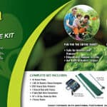 Garden Grow Electric Fence Kit