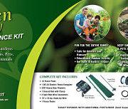 garden grow kit, electric fence kit
