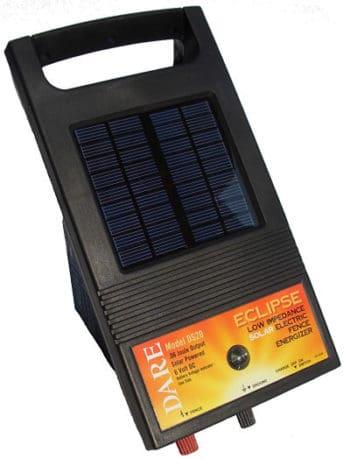 .07 joule Solar energizer
