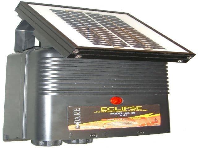 DS40  1/10 Joule Solar Energizer