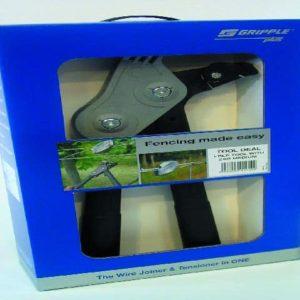 Gripple Starter Kit with 50 Medium Gripple Clips and Tool