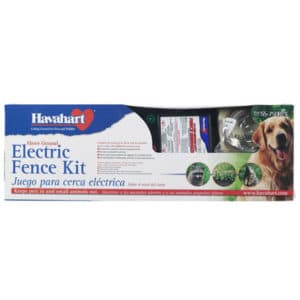 Electric fence kit, Havahart kit